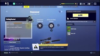 Fortnite Save the world Bug tutorial Quest, Loot llama, Epic Games pls Fix!