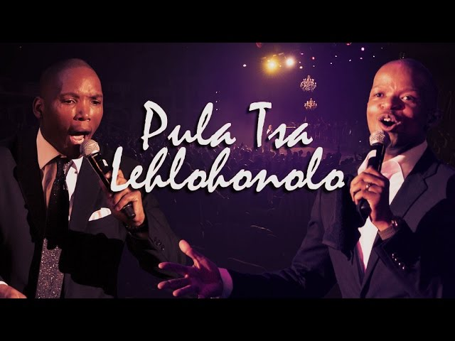 Friends In Praise with Pastor Neyi Zimu & Omega - Pula Tsa Lehlohonolo
