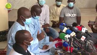 Grand Magal deTouba 2020: Les nouvelles consignes sanitaires en vigueur à la Grande Mosquée de Touba