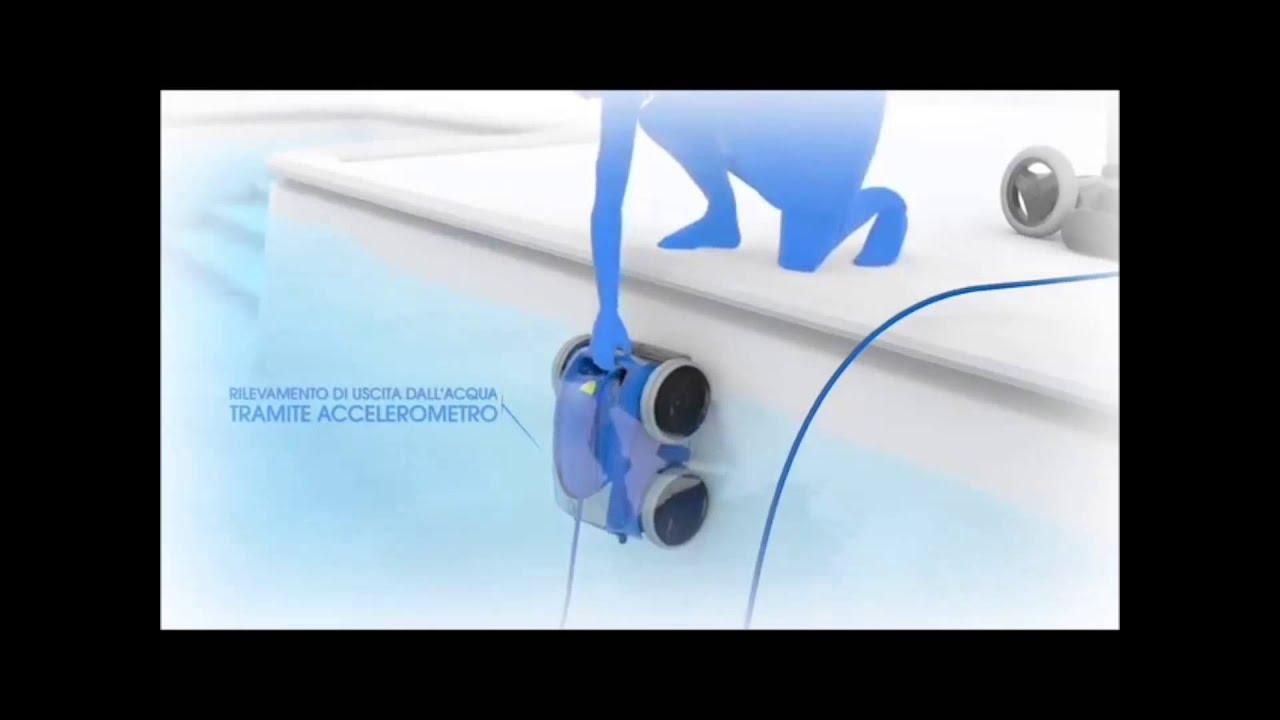 Robot piscine vortex 4 robot piscine vortex moteur neuf for Robot pour piscine ronde