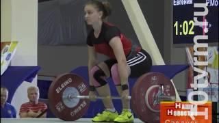 Спартакиада по тяжелой атлетике