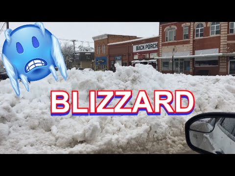 Spearfish, SD Blizzard - May 22, 2019