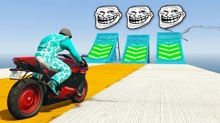 CARRERA TROLL! TURBO TROLL!! - CARRERA GTA V ONLINE - GTA 5 ONLINE
