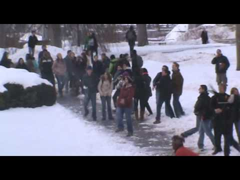 2011 Cornell University Snowball FIght