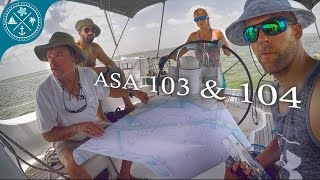 ASA 103 & 104 Combo Course - Part 1 of 2 - Learning to Sail