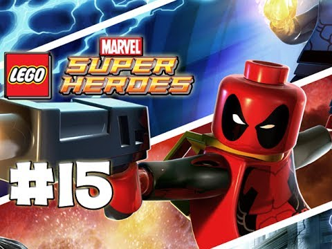 LEGO Marvel Superheroes - LEGO BRICK ADVENTURES - Part 15 - Detroyah! (HD Gameplay Walkthrough)