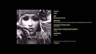 Download YORKSTER REMIXES: Christina Aguilera - ''Dirrty'' [rockwilder remix] - feat. Redman MP3 song and Music Video