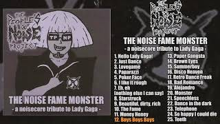 The people's noise project - fame monster: a noisecore tribute to lady gaga full album