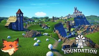 Foundation #1 [FR] Construire son village médiéval! Le jeu arrive en Early Acces sur Steam!