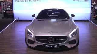 2014 Mercedes AMG GT First Look