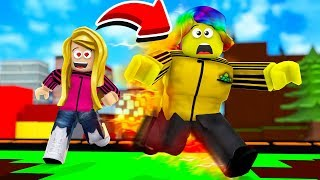 USING MAX SPEED to escape STALKER TOFUU FANGIRL (Roblox Cookie Simulator)