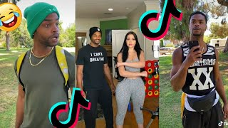 King Bach Funniest Tiktoks! Try not to cry laughing 😭🤣