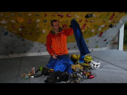Dave MacLeod's Winter Climbing Kitlist