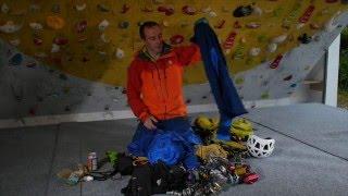 Dave MacLeod's Winter Climbing Kitlist