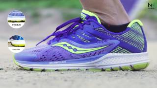 Saucony Ride 10 Test / Review