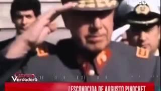 La vida oculta de Augusto Pinochet