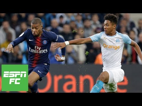 Kylian Mbappe scores as PSG beats Marseille in Le Classique | Ligue 1 HIghlights