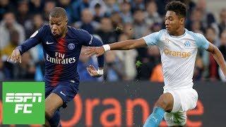 Kylian Mbappe scores as PSG beats Marseille in Le Classique   Ligue 1 HIghlights