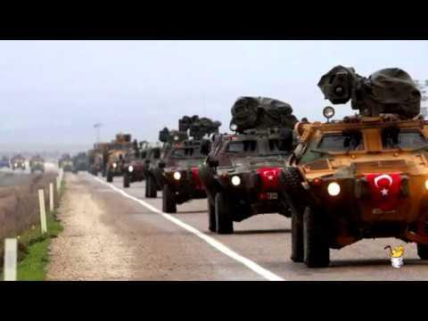 Турция молча атакует: