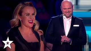 Britain's Got Talent 2015 | SEMI FINALS RESULTS Episode 17 | Got Talent Global