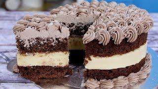 BOLO COM RECHEIO MUITO ALTO - BOX CAKE - CHEF LEO OLIVEIRA