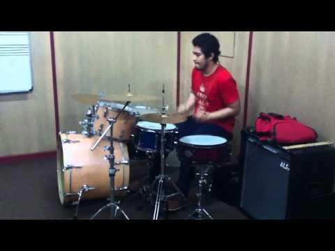 Takkan Berhenti ( Sammy Simorangkir ) Drum Cover