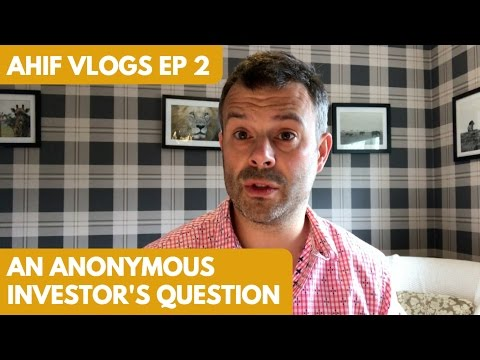 AHIF Vlogs Ep 2: An Anonymous African Investor's Big Question
