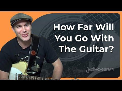 Effective Practice 1 • Set Goals (Guitar Lesson PC-101)