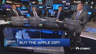 Clients trust Apple stock despite its recent dip, says TD Ameritrade's JJ Kinahan