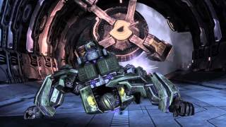 Transformers: War For Cybertron | Decepticons (PC) Part 4 - Omega Supreme