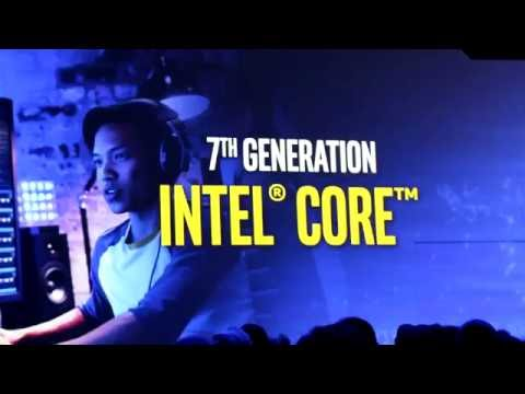 Intel Demos Unreal Engine VR On Broadwell E, Overwatch On 7th Gen Core   IDF 2016