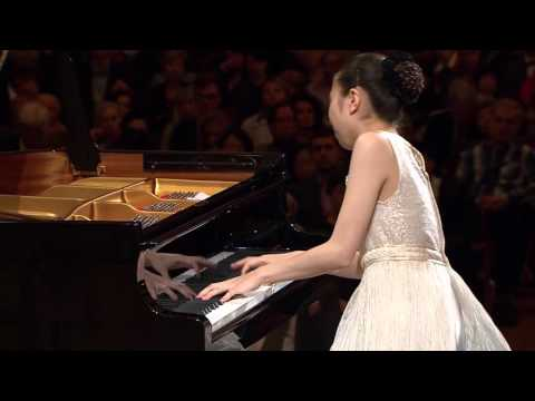 Arisa Onoda – Ballade in F minor Op. 52 (second stage)