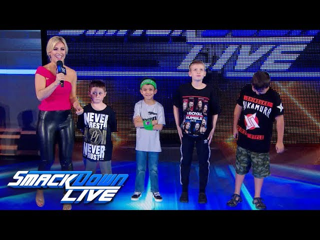 The WWE Universe show off their best Superstar impressions: SmackDown Exclusive, June 25, 2019