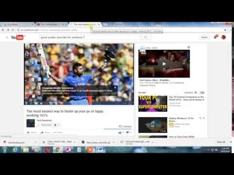 How To Download Youtube Videos Or Convert In MP3@!!!!