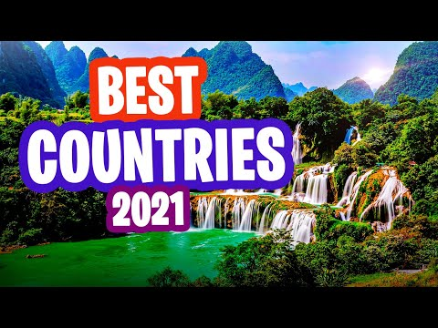 Top 10 Best Countries to Live in the World 2020