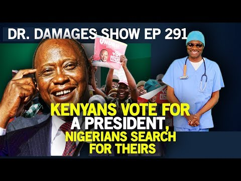 Dr. Damages Show –episode 291: Kenyans...