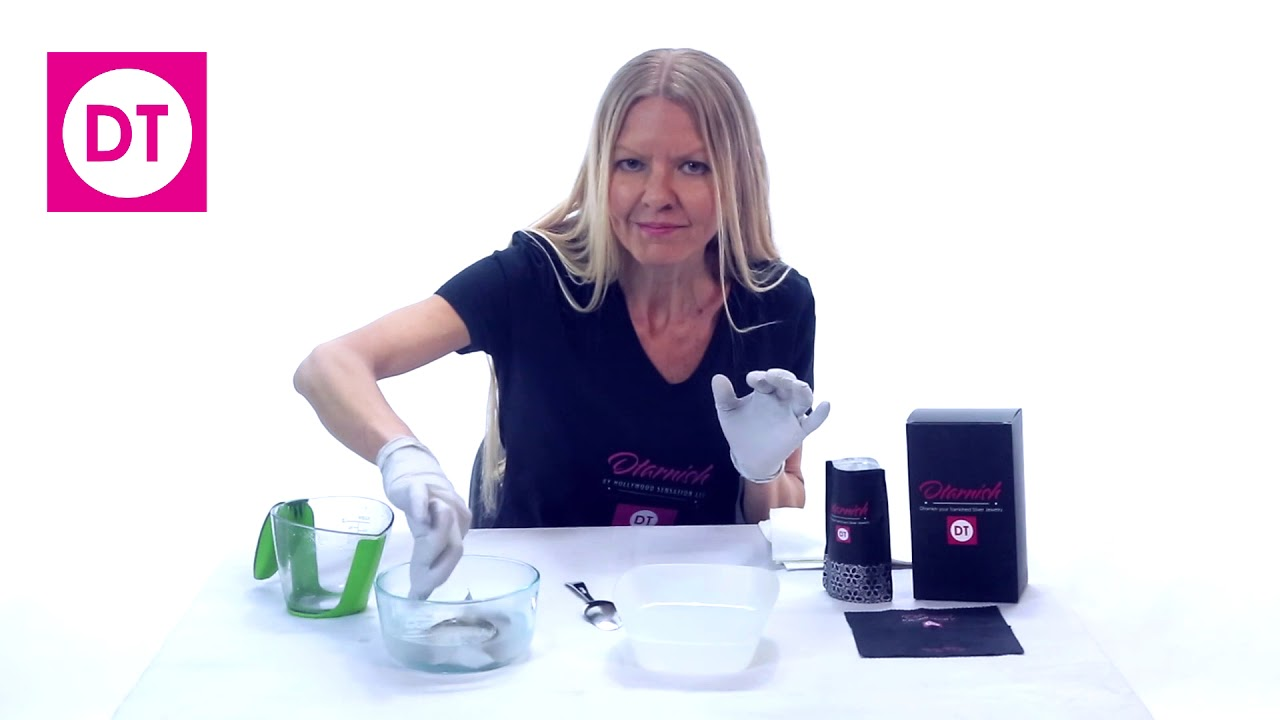Dtarnish Jewelry Cleaning for Silver Tarnish Remover for ...