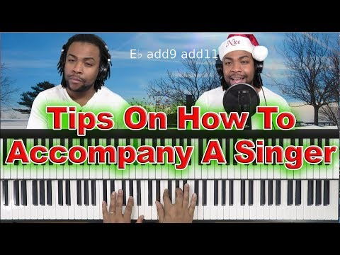 #38: How To Accompany A Singer - 6 Tips To Always Keep In Mind