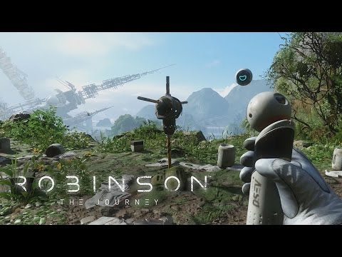 Robinson: The Journey - Official PlayStation VR Demo - YouTube