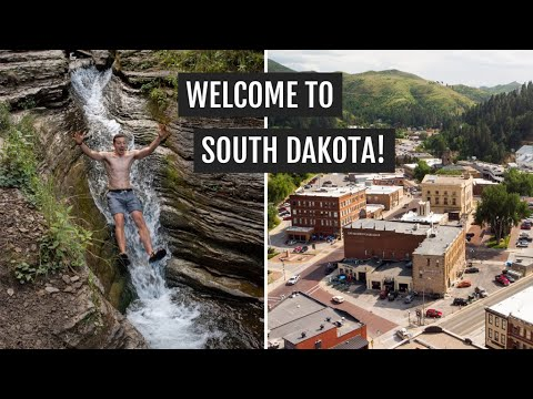 Our First Time In South Dakota: Exploring Spearfish Canyon + Visiting Historic Deadwood