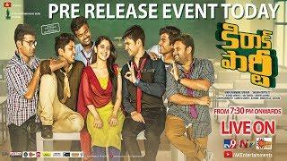 Kirrak Party Pre Release Event LIVE | Nikhil Siddharth | Samyuktha | Simran Pareenja