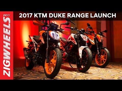 2017 KTM 390 Duke   250 Duke   200 Duke   First Look   ZigWheels