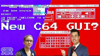 New Commodore 64 Desktop OS?   See description
