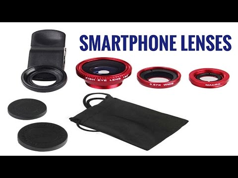 Universal Clip Lens (Fisheye/ Wide-angle/ Macro Lens) For Cellphone Review