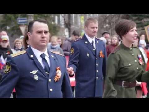 Вальс Победы. г.Вельск 9 мая 2018г.