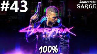 Zagrajmy w Cyberpunk 2077 PL (100%) odc. 43 - Zlecenie na potwora