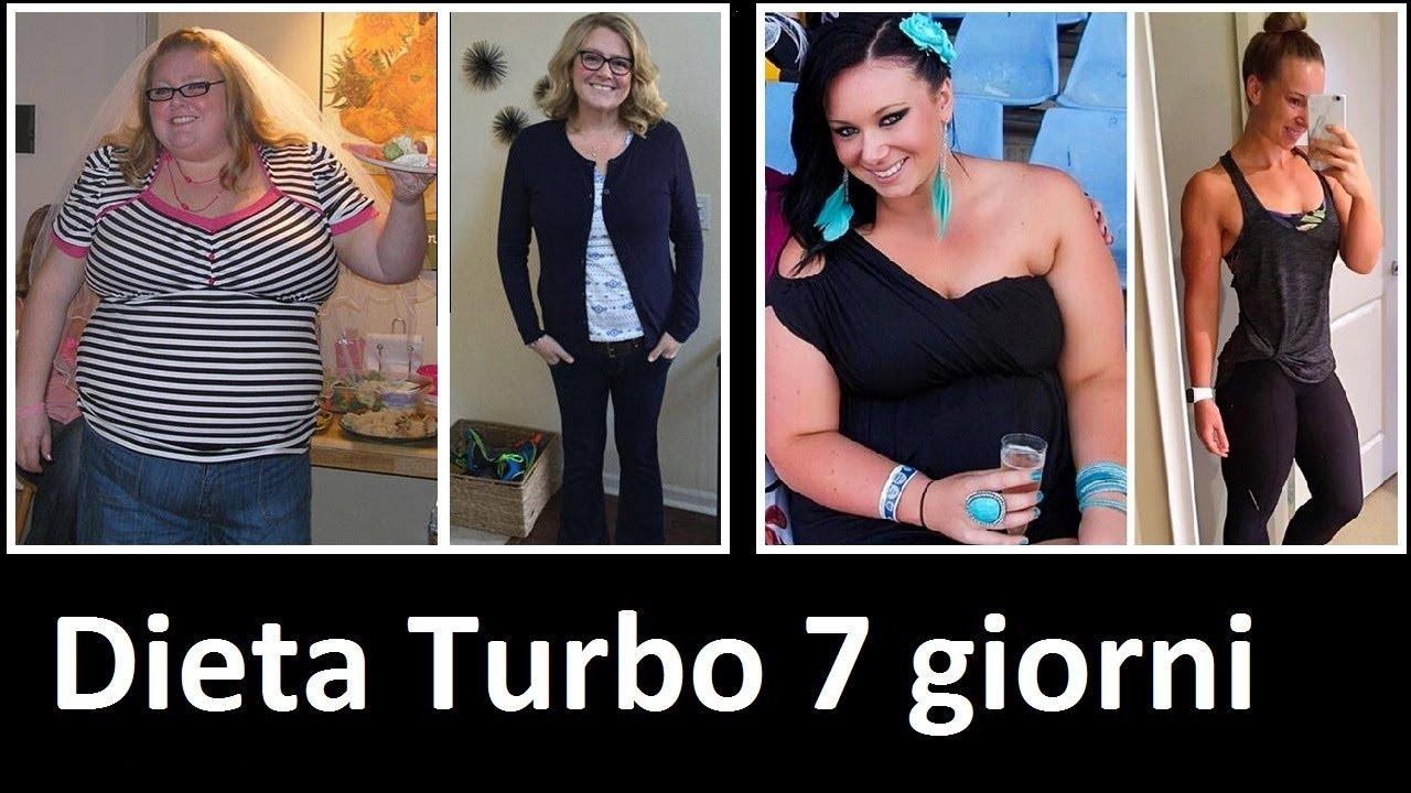 dieta turbo dopo lestate