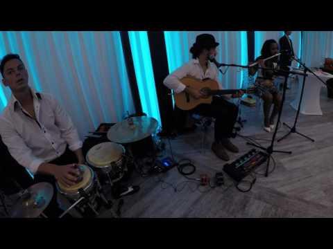 Carlos Andrade World Music Proyect, trio.