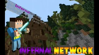 INFERNAL NETWORK IS BACK - MCPE Server Review