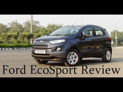 Ford EcoSport Diesel Full Review  Space, Mileage, Drivability, Comfort, Handling And Features